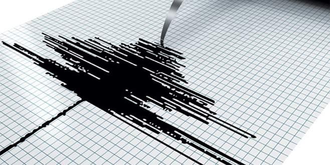 Bursa'da peş peşe iki deprem