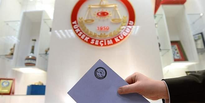 YSK'dan 'referandum' kararı