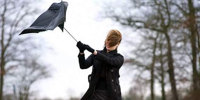 Bursalılar dikkat! Valilik'ten 'fırtına' uyarısı