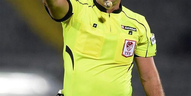 M. Başakşehir – Bursaspor maçının hakemi belli oldu