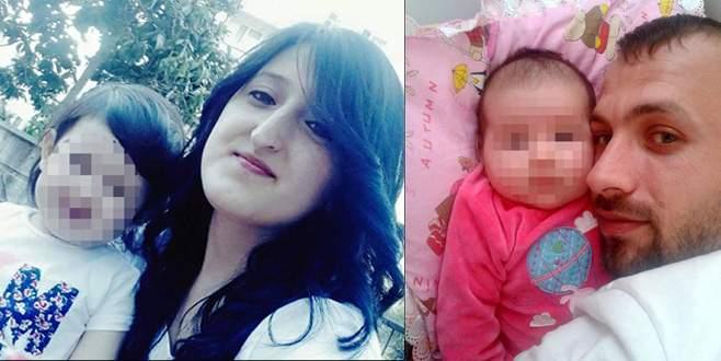 Öldürdüğü eşine cinayet sonrası 'bebiş' mesajı atmış