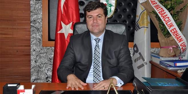 Orhangazispor'da bayrak değişimi!