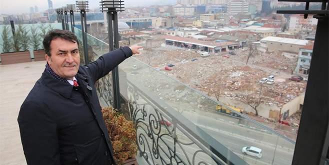Dündar: Bursa gerçek Kent Meydanı'na kavuşacak
