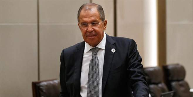 Sergey Lavrov: Cenevre ertelendi
