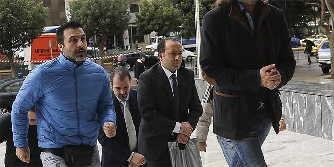 Yunanistan'dan iade edilmeyen darbeci askerlere ilişkin açıklama