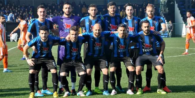 Karacabey Birlik Türkiye üçüncüsü