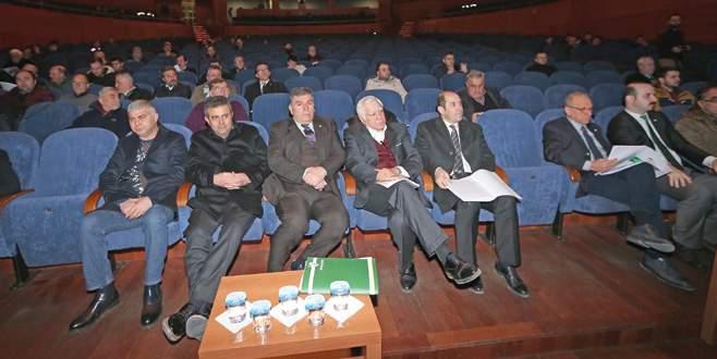 Bursaspor Anayasası son kez görücüye çıktı!