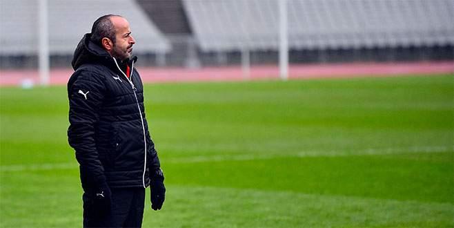 Başakşehir maçında Timsah, Tunahan Hoca'ya emanet