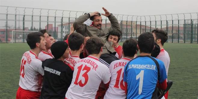 Şampiyon Elmasbahçe! 3-1