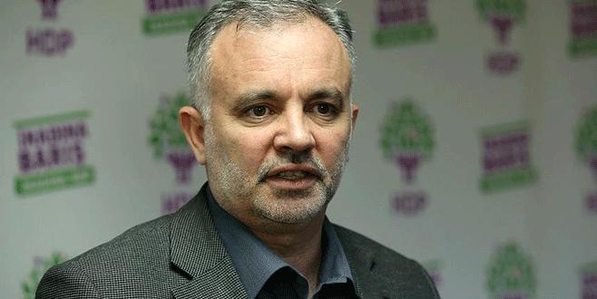 HDP'li Ayhan Bilgen gözaltına alındı