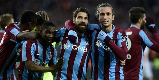 Trabzonspor 4-0 Gaziantepspor