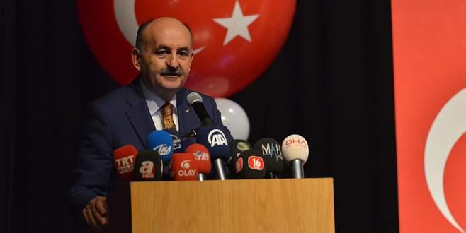 Müezzinoğlu: Tek çabamız yeniden büyük Türkiye