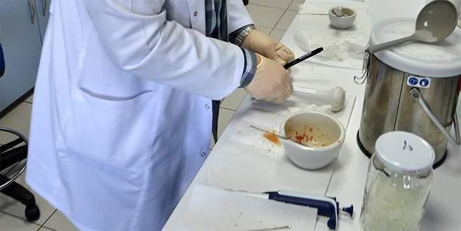 Gıda analizleri hız kesmiyor