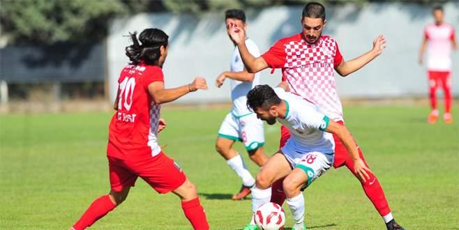 Orhangazispor galibiyeti unuttu: 1-1