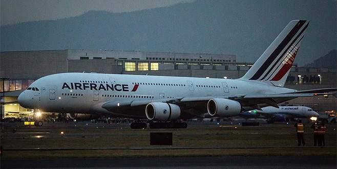 Air France 15 Müslüman yolcuyu uçağa kabul etmedi