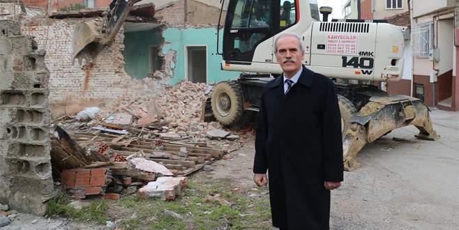 Büyükşehir Namık Kemal'e değer katıyor