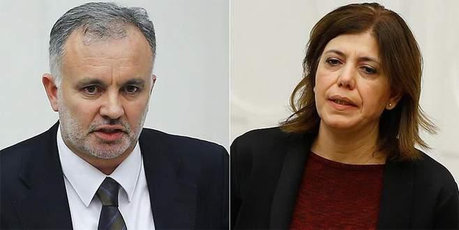 HDP'li 2 vekil hakkında yakalama kararı