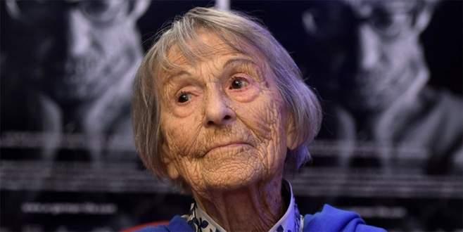 Goebbels'in özel sekreteri öldü