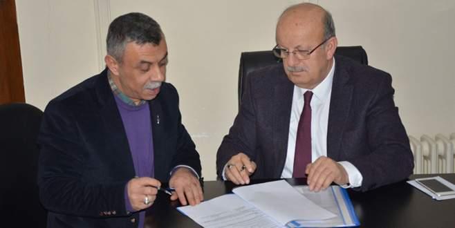 İznik'te eğitimde işbirliği protokolü