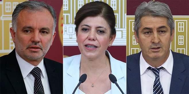 HDP'li 3 milletvekili gözaltına alındı