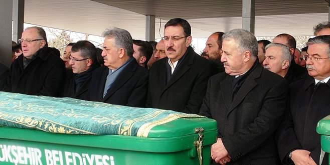 Bakan Tüfenkci'nin acı günü