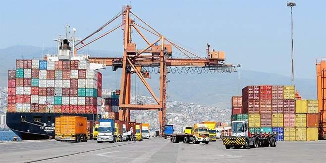 Bursa'nın aralık ihracatı arttı, ithalatı azaldı
