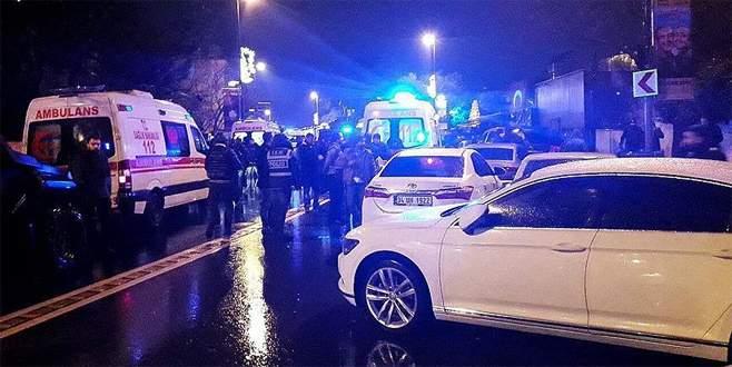 Ortaköy saldırısıyla ilgili 9 tutuklama!