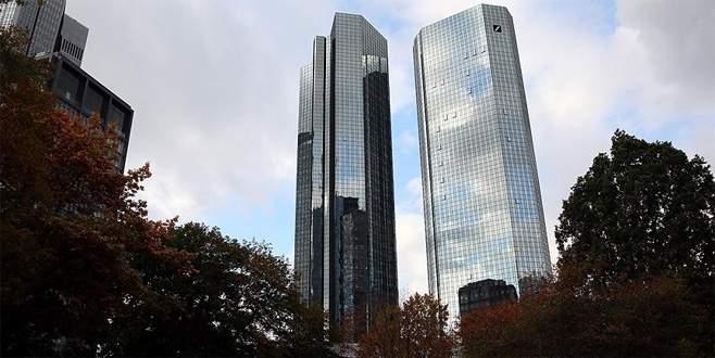 Deutsche Bank'a 630 milyon dolar ceza