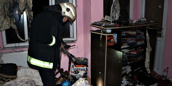 Bursa'da korkutan patlama: 2 yaralı
