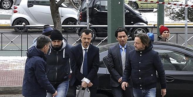 Yunanistan'da 8 darbeci askerin tahliye talebine ret