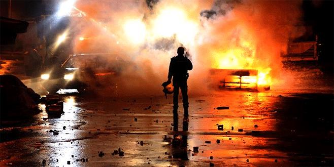 'HDP'nin çağrısı üzerine 36 ilde sokak olayları meydana geldi'