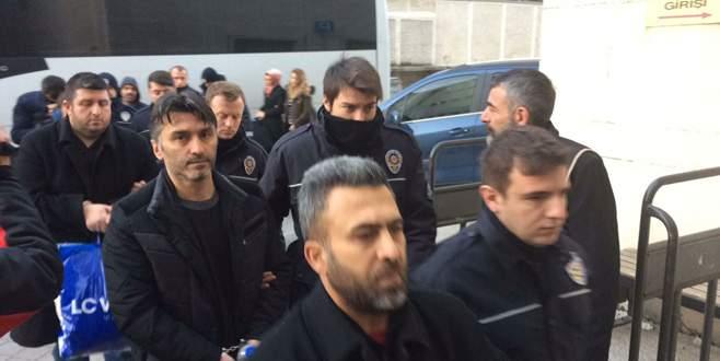 Bursa'da FETÖ'den 10 kişi adliyeye sevk edildi