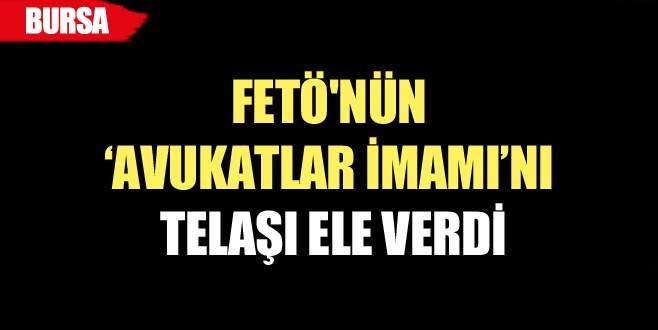 FETÖ'nün 'avukatlar imamı'nı telaşı ele verdi