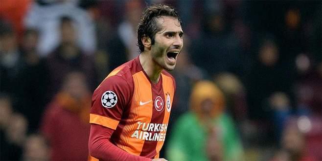Hamit Altıntop'tan Galatasaray itirafı