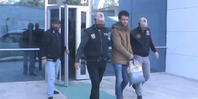 Bursa'da sahte kimlikle pasaport almaya çalışan PKK'lı yakalandı