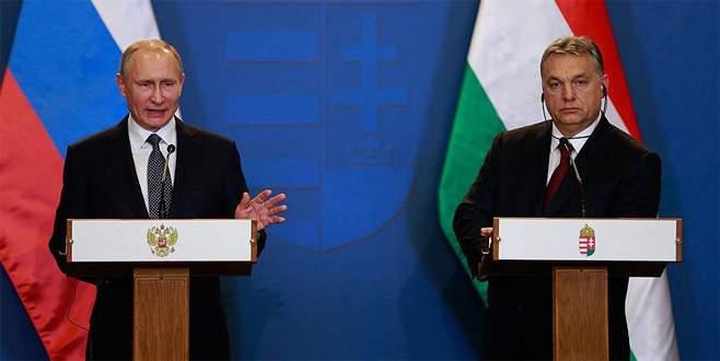 'Macaristan, doğalgazı Türk Akımı'ndan alabilir'