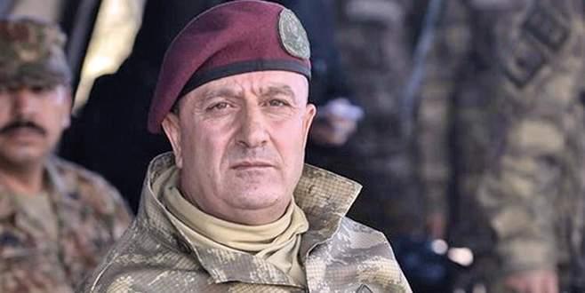 Komutan El Bab'da