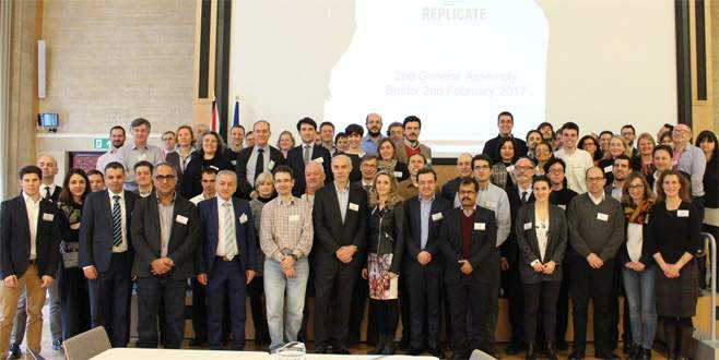 Nilüfer Belediyesi 'Replicate Project'te