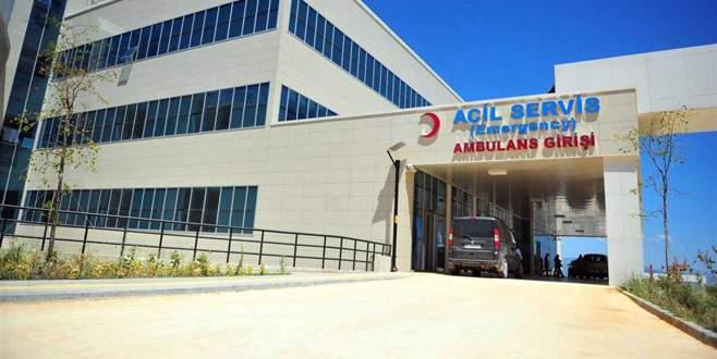 Öncelik engelliler için erişilebilir bir hastane