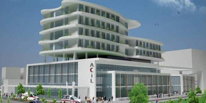 Bursa'ya 46 milyon lira sağlık ödeneği