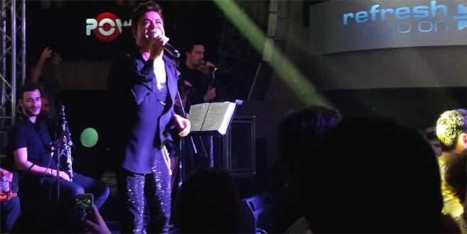 Fatih Ürek'ten, Uludağ'da Winterfest konseri