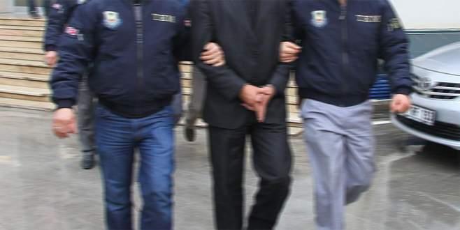 Bursa'da FETÖ'den 1 tutuklama daha