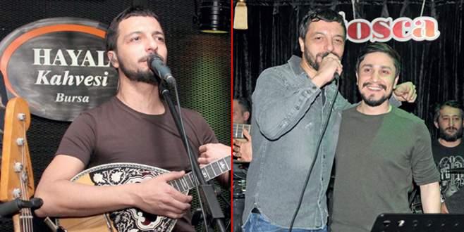 Mehmet Erdem'in Bursa turu