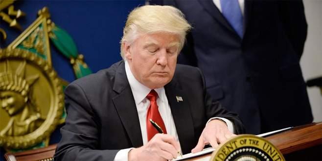 Trump vize yasağını askıya alan yargıcı eleştirdi