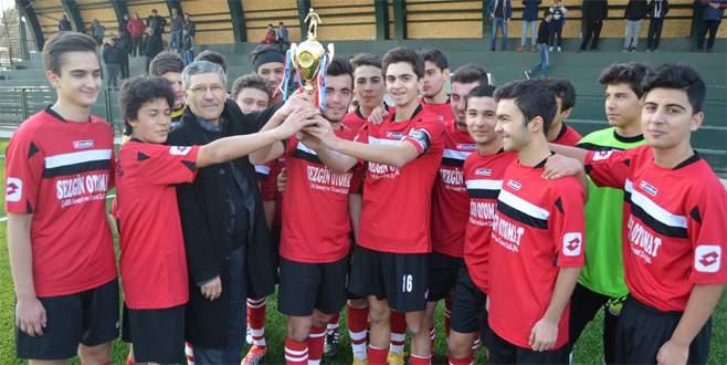 Mensucatspor'un büyük başarısı