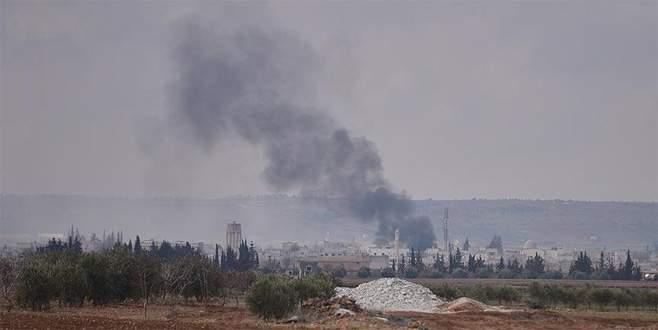 DEAŞ'a ait 259 hedef ateş altına alındı
