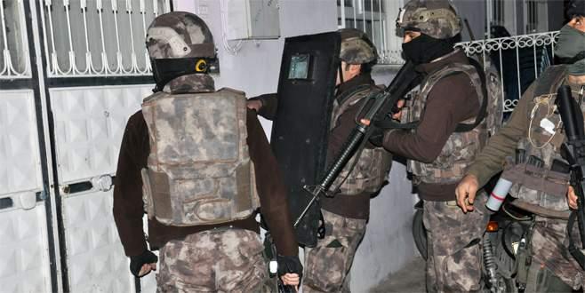 Yurt genelinde DEAŞ operasyonları: 445 gözaltı