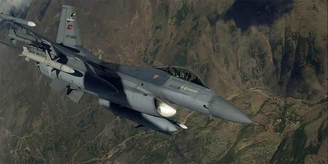 Hakkari'de hava destekli terör operasyonu başlatıldı
