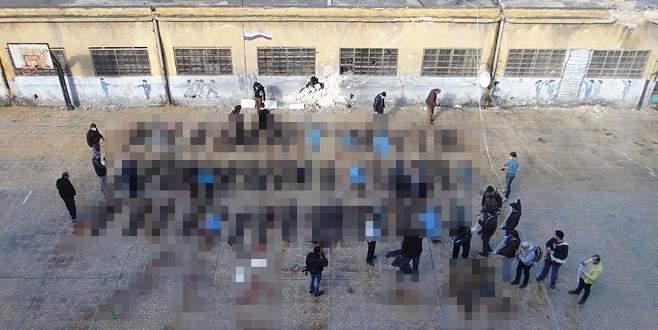'Esad rejimi binlerce kişiyi yargısız infaz etti'