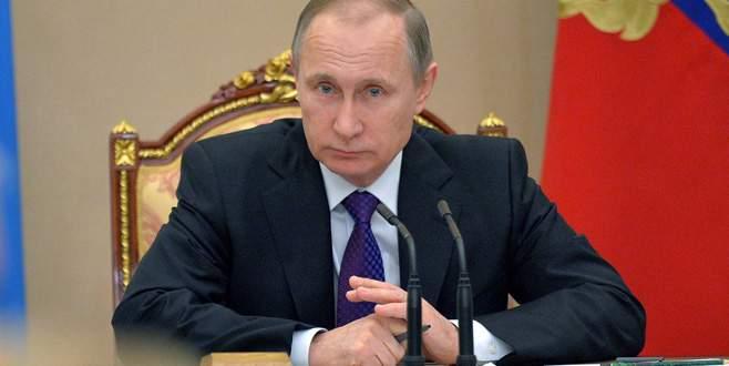 Putin'den Türk Akımı'na onay